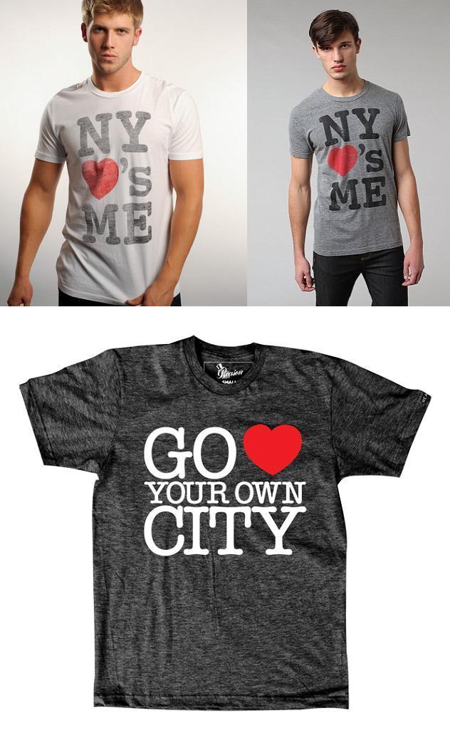 I Heart NYC   NY Loves Me   Go Heart Your Own City  26b7858dc6e